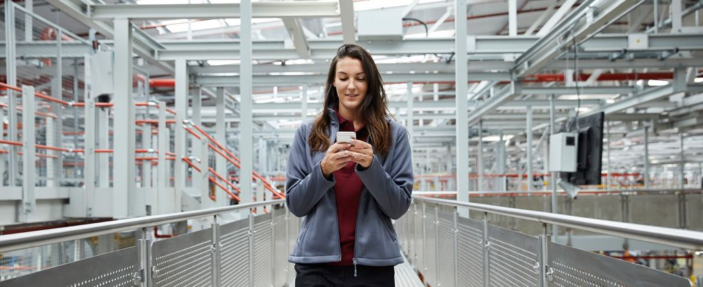 Unified Communications in manufacturing